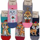 Новогодние носочки - для себя и на подарки