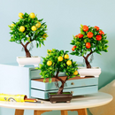 Искусственные растения для домашнего интерьера.
