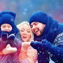 Теплые, уютные шапки, шапочки, комплекты для всей семьи-1