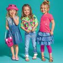 Детская одежда от проверенных мировых брендов. Девочки.