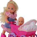 Все, что любят девочки - куклы, домики, мебель, деревянные игрушки и прочее