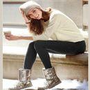 Утепленные брюки, леггинсы, джеггинсы - отлично для зимы №57