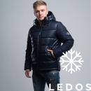 Ledos - мужские пуховики и куртки отличного качества! Цены от 3096 руб.
