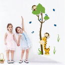 Дизайн детской комнаты своими руками. Распродажа интерьерных наклеек.