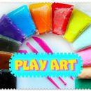 3Д пластилин Play Art  и песочный пластилин - 18 выкуп
