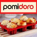 Формы для запекания от Pomi d'Oro по рекордно низким ценам! Скидки к празднику!