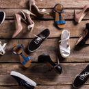 Обувь для мужчин и женщин без рядов по доступным ценам - от сабо до кроссовок