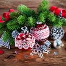 Новогодние товары, товары для хобби и творчества