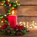Ну какой же Новый Год без магии зажженных свечей