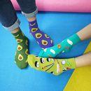 Модные носки, которые не захочется снимать.8