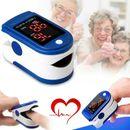 Пульсоксиметр-измерит пульс и содержание кислорода в крови в домашних условиях/7