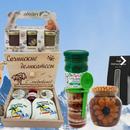 Дары Кавказа-мёд,сладости,чай