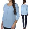 Блуза Марта(голуб)