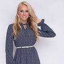 Avili-очаровательные платья и блузки до 56 размера №102