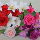 Букеты из искусственных цветов к Троице №2.