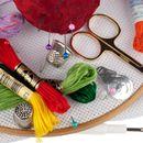 Шкатулка рукодельницы - вышивка. Все для вашего творчества-2