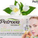 Petrova-мыло для лица и тела с нежным составом.