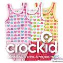 Crockid - бельевой трикотаж(маечки, трусишки, пижамки) + пляж №51
