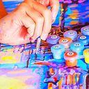 Картины по номерам и алмазная мозаика-38