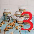"""""""Все хотят орехов"""" (арахисовая паста, эко-батончики и гранола, чай, кофе) №3 """"19"""
