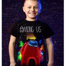 Cуперские, светящиеся, модные футболки от 116 р. и толстовки для детей-17