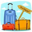 К отпуск готов! Дорожные сумки и чемоданы по скидкам.