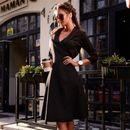 Сток: шикарные платья с гарантией по цвету-59