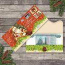 Конверты для денег на любой случай и новогодние пакеты В наличии