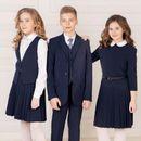 Скоро в школу! Новая коллекция школьной одежды Alolika.8