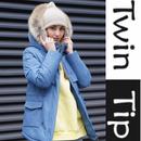 Новинки зимней коллекции верхней одежды от Twin Tip. Скидки на осень-зима!