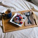 Завтрак в постель? Не страшно. Защити свой матрас