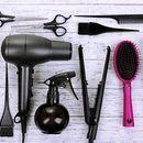 Профессиональные инструменты и косметика для волос.