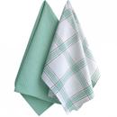 Скатерти, полотенца, салфетки - создай уют на кухне.
