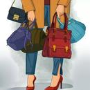 Лови волну стиля с новой сумкой - 8