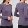 Блуза Софт(сер.фиолет)
