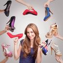 Обувь рядами по минимальным ценам - 4