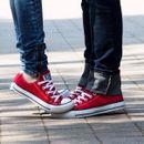 Любимые, модные кеды Сonverse, женская и мужская спортивная обувь-50