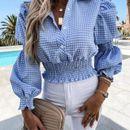 Модные блузки - уместны в любом стиле, подходят под любой повод №64
