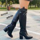 Хиты модной женской осенней обуви! Новинки-ботфорты,ботинки на высокой подошве!3