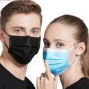 Маски все еще актуальны - цена от 1,78 № 4. Акция на черные маски - цена снижена
