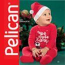 Новогодний Рelican для маленьких гномиков.