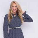 Avili-очаровательные платья и блузки до 56 размера №100