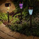 Садовые светильники: красота вокруг нас