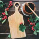 Дорого и роскошно - натуральное дерево на вашей кухне!