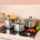 Посуда из нержавейки - придайте блеска вашей кухне.