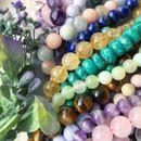 Радуга самоцветов. Украшения из натуральных камней №8
