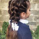 Для школы и детского сада! Аксессуары для волос, краска, товары для маникюра 25