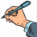Ручки Пиши - Стирай, Ручка шариковая Flair Star по супер ценам!