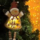 Новогодние гирлянды и светодиодные украшения для вашей елки
