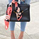 Женские аксессуары:сумки, платки, кошельки-создай свой весенний образ-1